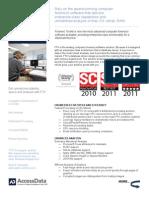 FTK DataSheet - AccessData