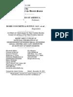 United States v. Home Concrete & Supply, Cato Legal Briefs