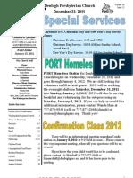 January 2012 Digest