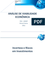 ECON 2_S6 - Análise de Viabilidade Econômica