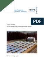 Solar Hydrogen Proyect