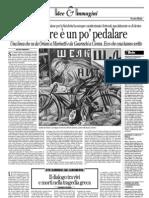 bicicletta e letteratura