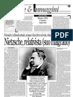 Luce Su Nietzsche