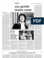 Lucio Battisti Politico