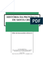 Historia Da Provicia de Santa Cruz