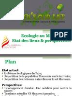Ecologie Au Maroc PPT (1)