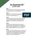 The Essential 55 - Ron Clark