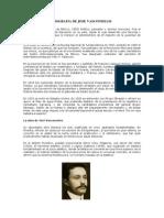 Biografia de Jose Vasconselos