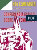 Propuesta Comunista, nº 53, junio 2008