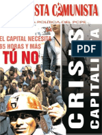 Propuesta Comunista, nº 54, diciembre 2008