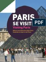 Paris Se Visite 2010