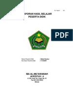 Raport Abdul Syukur