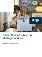 Social Media Guide for Military Families