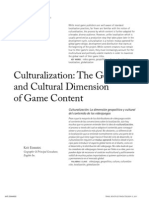 2 Culturalization the Geopolitical and Cultural Dimension of Game Content