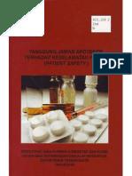 Buku Saku Pasien Safety Bg Apoteker