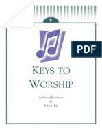 Keys to Worship Devotional