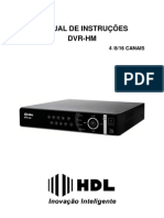 Manual Dvr-hm 5