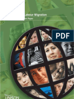International Labour Migration Report