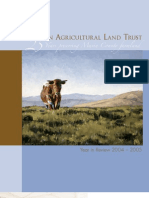 2004 - 2005 Marin Agricultural Land Trust Annual Report