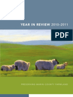 2010 - 2011 Marin Agricultural Land Trust Annual Report