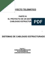 El Proyecto Telematico - Parte III
