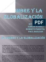 El Hombre y La Globalizacion