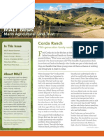 2011 Fall Marin Agricultural Land Trust Newsletter