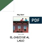 =Meg Cabot - Serie Boy 01 - El Chico de Al Lado- CDC
