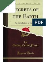 Secrets of the Earth - 9781440065170