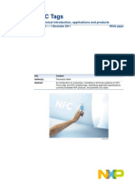 NFC Tags White Paper