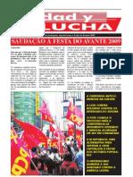 Unidad y Lucha, nº 267, septiembre 2009 [pt]