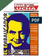 Unidad y Lucha, nº 267, septiembre 2009