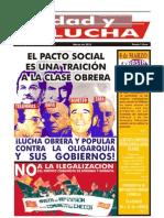 Unidad y Lucha, nº 273, marzo 2010