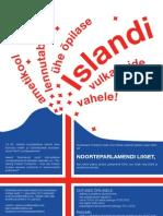ametikool lennudab õpilase Islandile