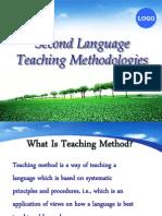 Second Language Pedagogy