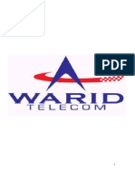 Warid Project of HR