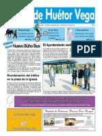 La Voz de Huétor Vega diciembre 2011