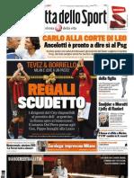 Gazzetta dello Sport - 23/12/2011