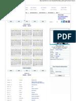 2012 Calendar India _ 2012 India Holidays