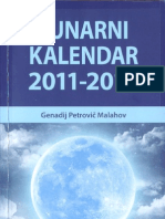 Genadij Petrovic Malahov-Lunarni Kalendar 2011-2019