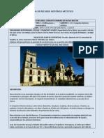 Ok Ficha de Recurso Historico Artistico Nuevo Baztan