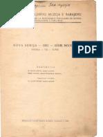 Glasnik Zemaljskog Muzeja 1952./n.s.7(1)