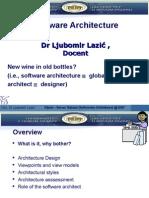Doradjen Pregled Kursa i Tipovi Arhitektura 100 Slajdova