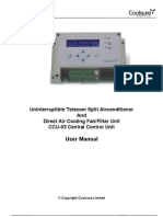 Central Control Unit User Manual Pr2 - UTS + ECS