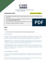 [Programació web] PAC 2