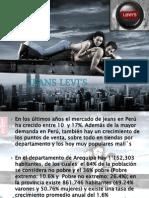 JEANS_LEV Ciclo de Vida Demanda Foda y Estrategias