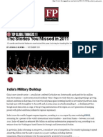 The Stories You Missed in 2011