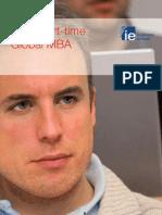 Brochure MBA IE