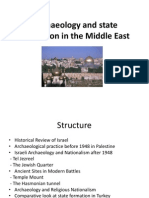 Archaeology and State Formation in the Middle East.ppt Repaired]