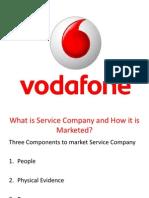 Vodafone Marketing PPT